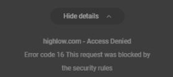IP ブロック